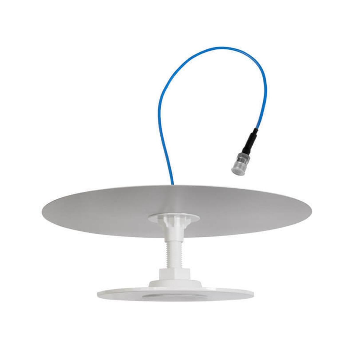 Wilson 4G Low-Profile Dome Antenna w/Reflector, 50 Ohm - 314406