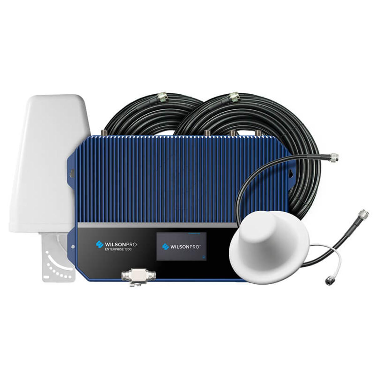 WilsonPro Enterprise 1300 Commercial Signal Booster Kit | 460149F