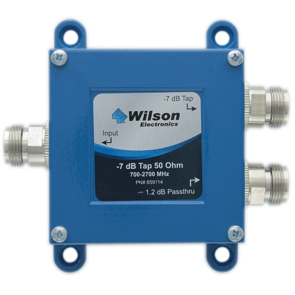 Wilson Electronics -7dB Tap (Wide Band) 50 Ohm | 859114