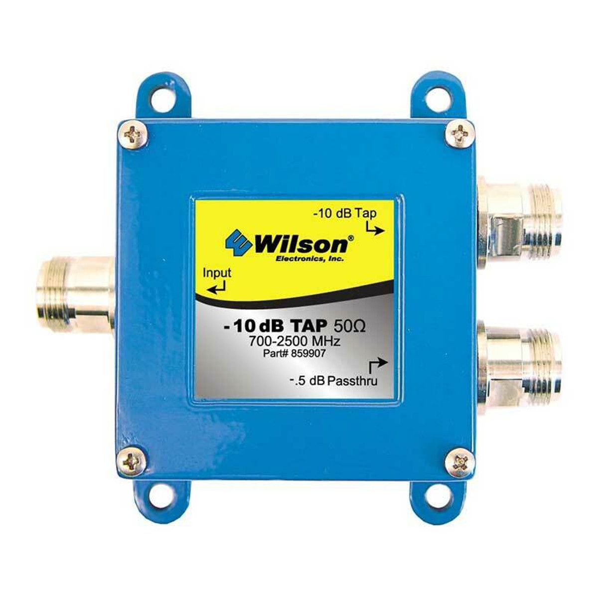 weBoost Wilson -10db / -0.5db Tap for 700-2500 Mhz 50ohm | 859907