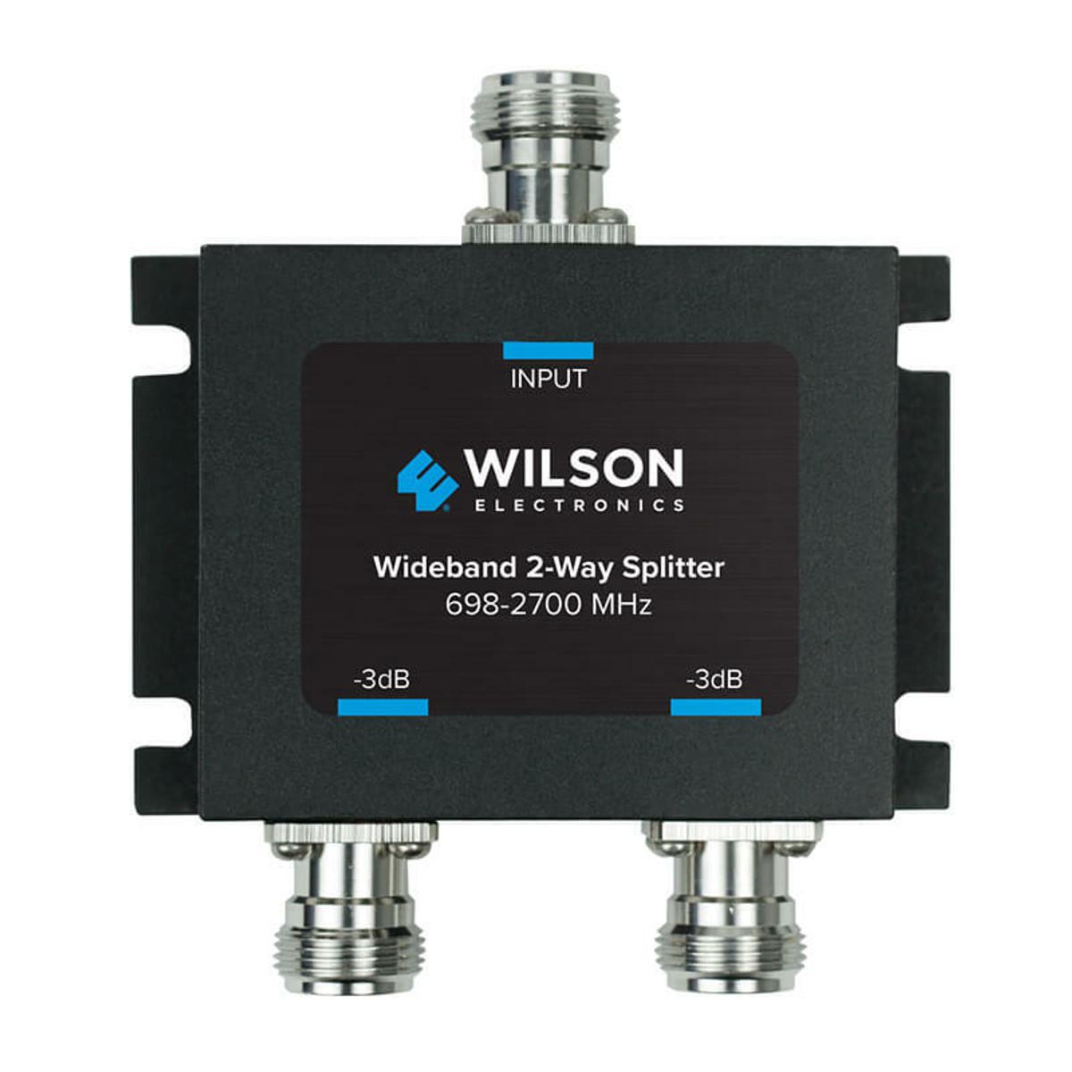 Wilson Electronics -3db 2-way Splitter for 698-2700 Mhz 50ohm | 859957
