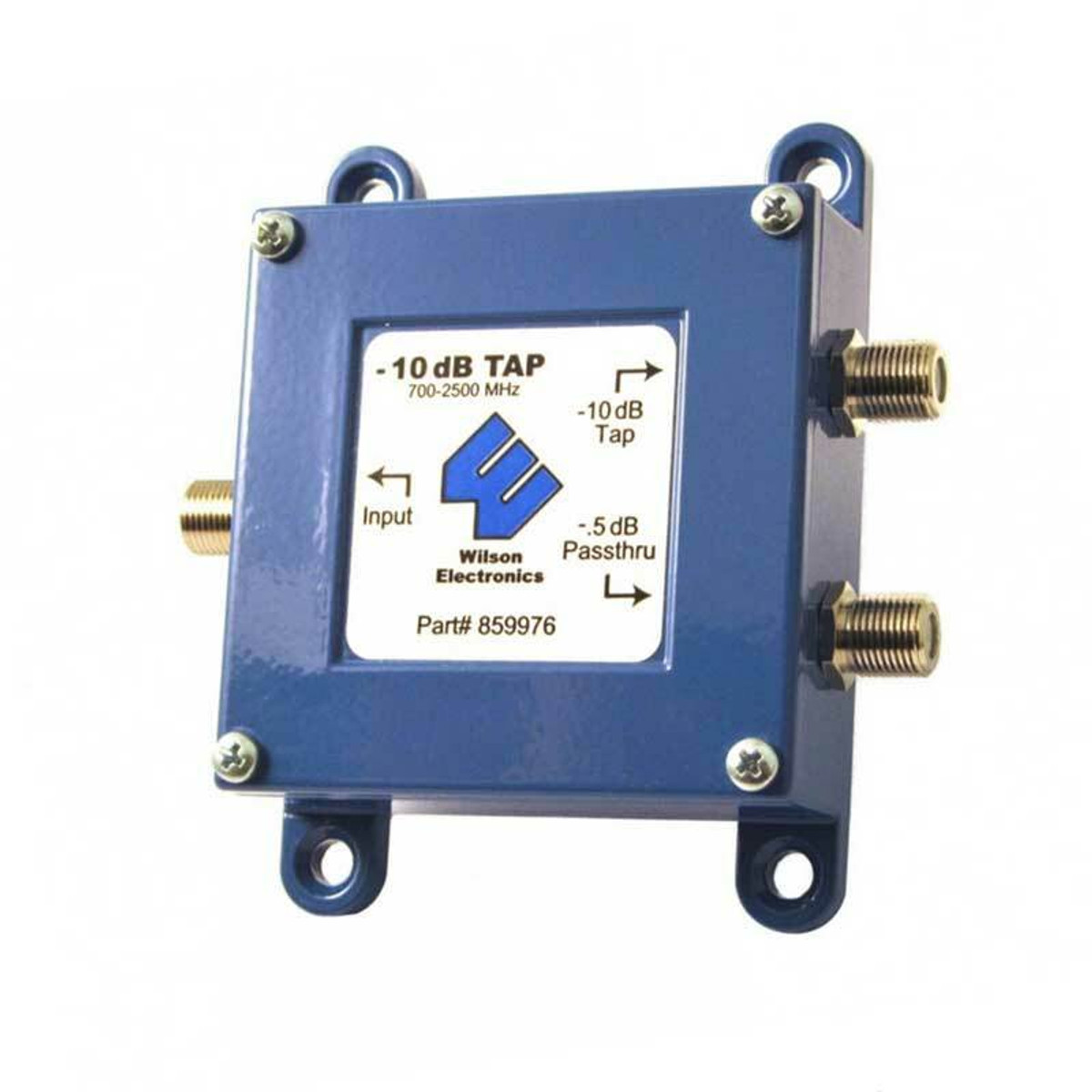 weBoost Wilson -10db / -0.5db Tap For 700-2500 Mhz 75ohm | 859976