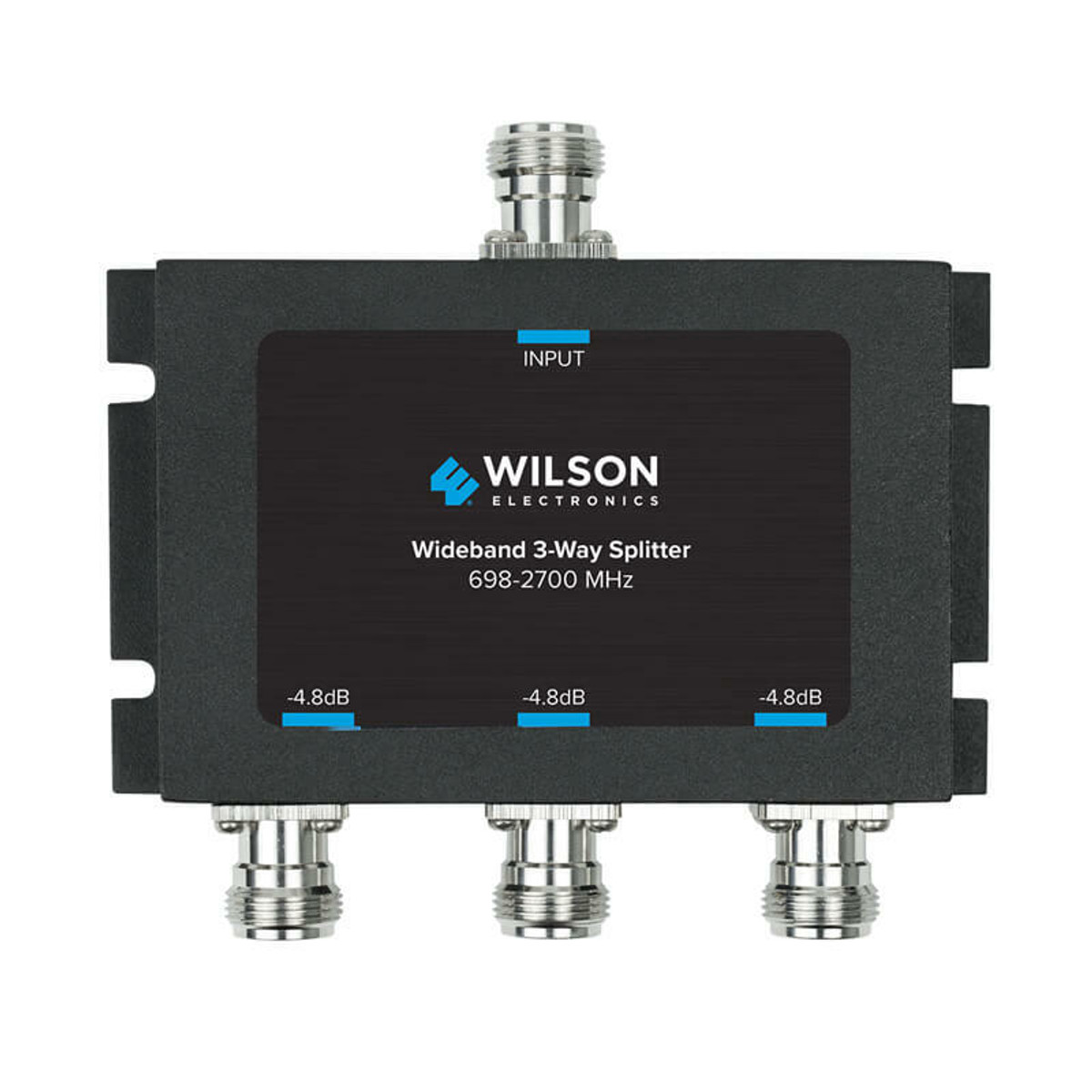 weBoost Wilson -4.8db 3-way Splitter For 700-2700mhz, 50ohm | 859980