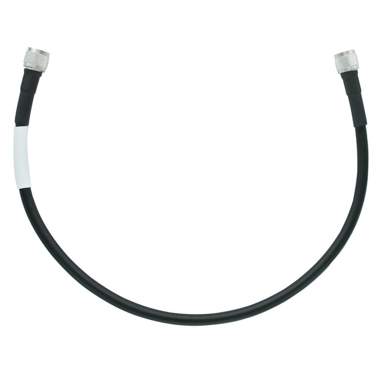 Bolton Technical N-Male to N-Male Bolton400 Ultra Low-Loss Coax Cable | 2 ft. Cable