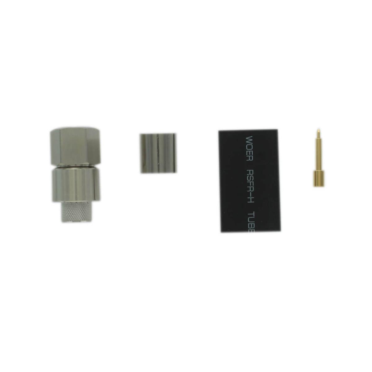 Bolton Technical N-Male Bolton600 Crimp Connector