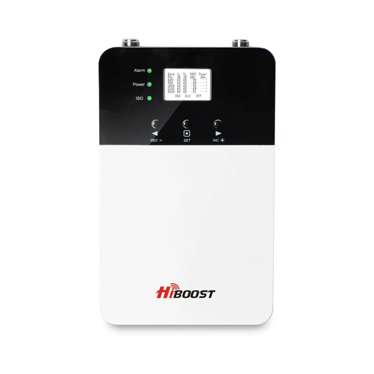 HiBoost Home 4K Plus Signal Booster Kit - Up To 4,000 Sq Ft. Coverage