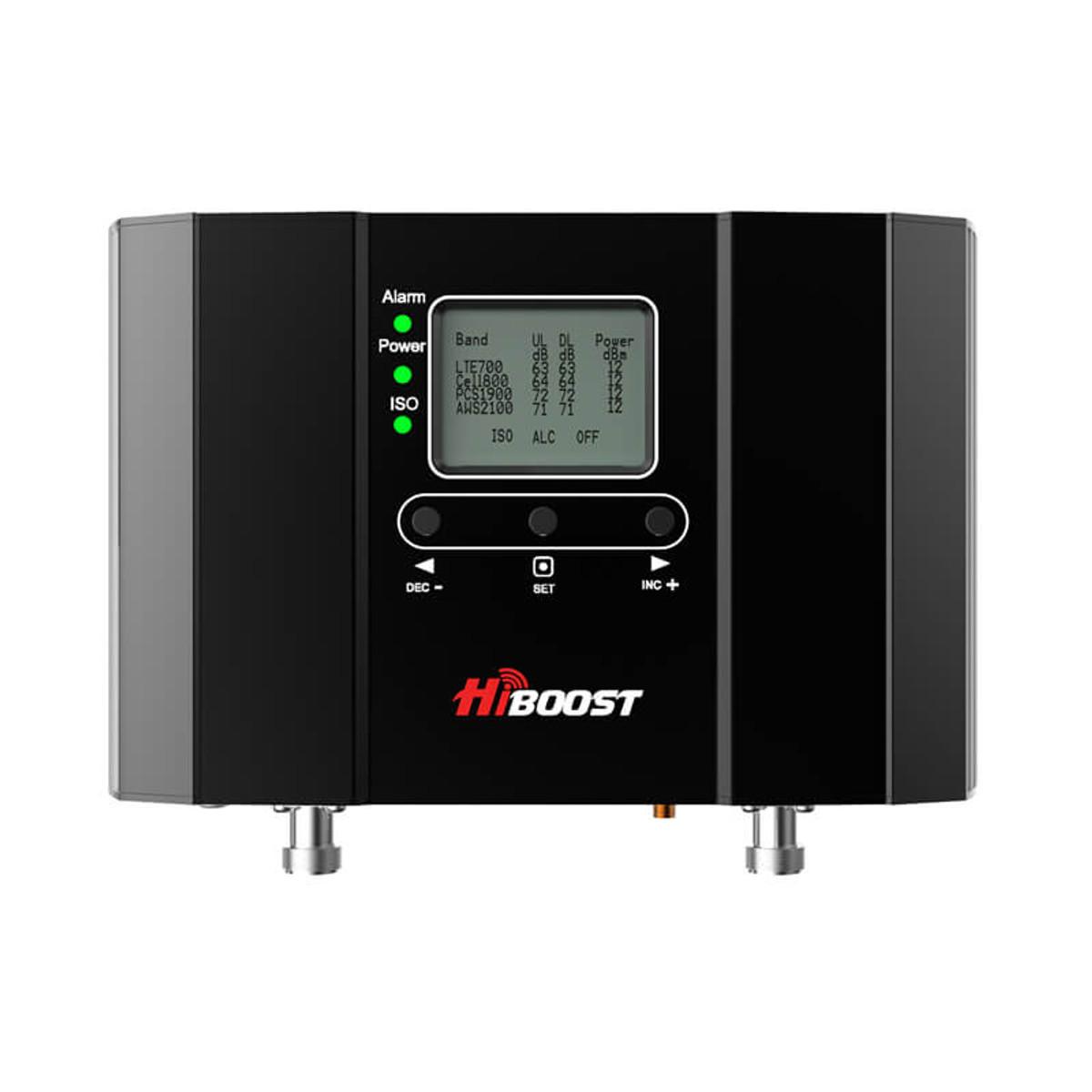 HiBoost Home 15K Smart Link Signal Booster Amplifier