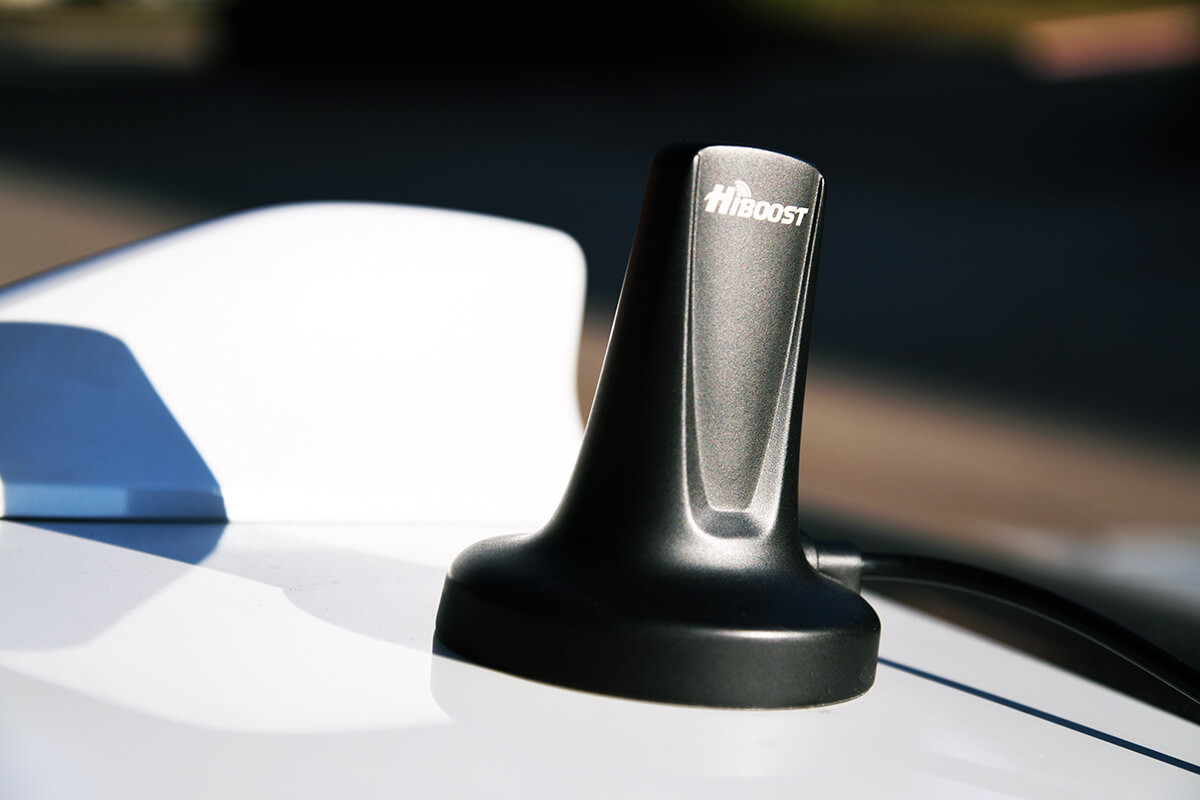 HiBoost Travel 4G 2.0 LTE Car Cell Phone Signal Booster External Antenna (Mounted)
