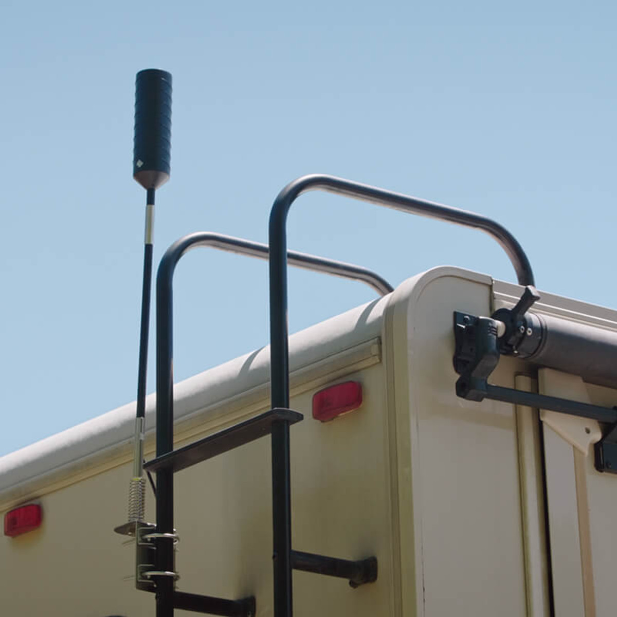 weBoost Drive X RV Cell Phone Signal Booster Outside Antenna - 651410