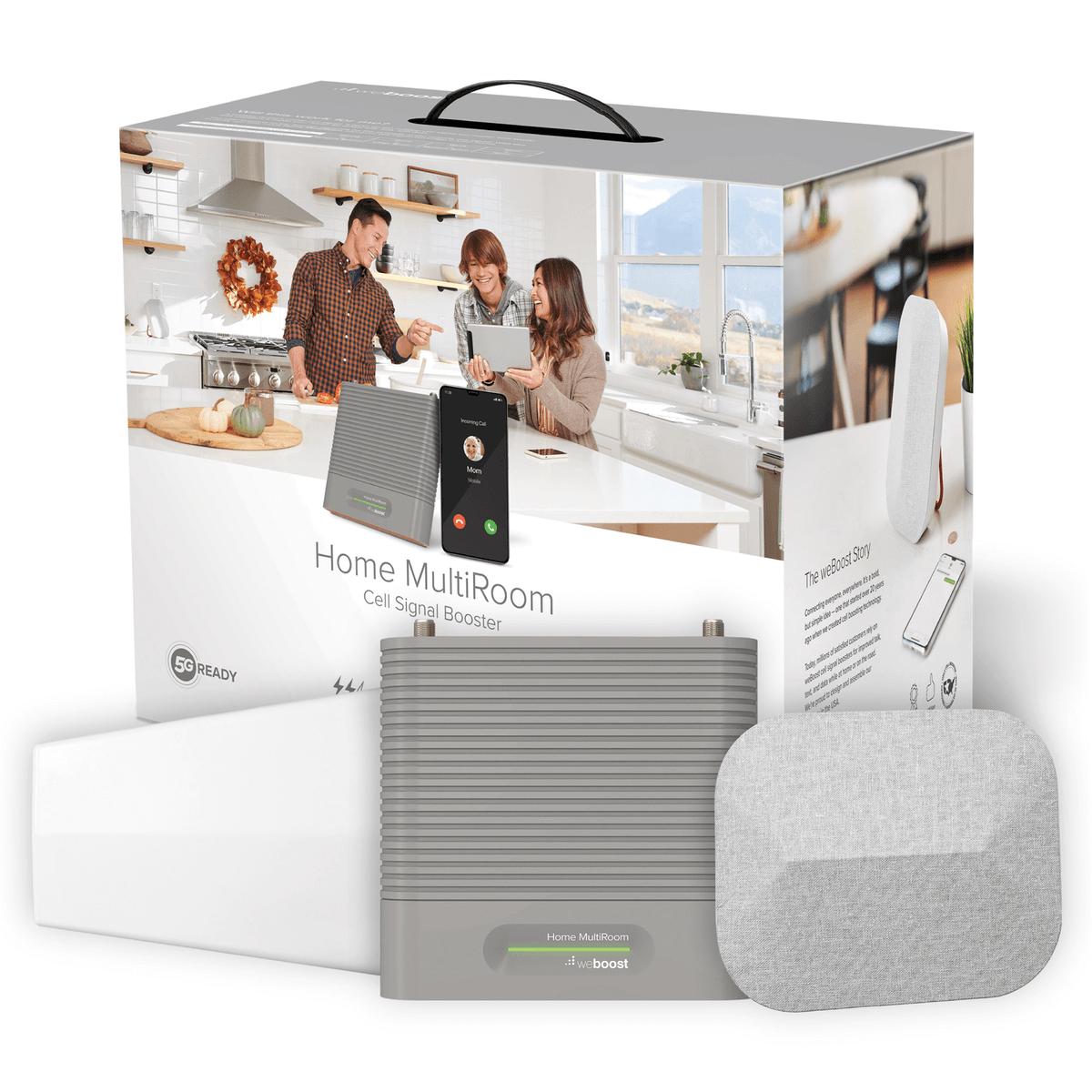 weBoost Home MultiRoom Signal Booster Kit, Refurbished - 650144R
