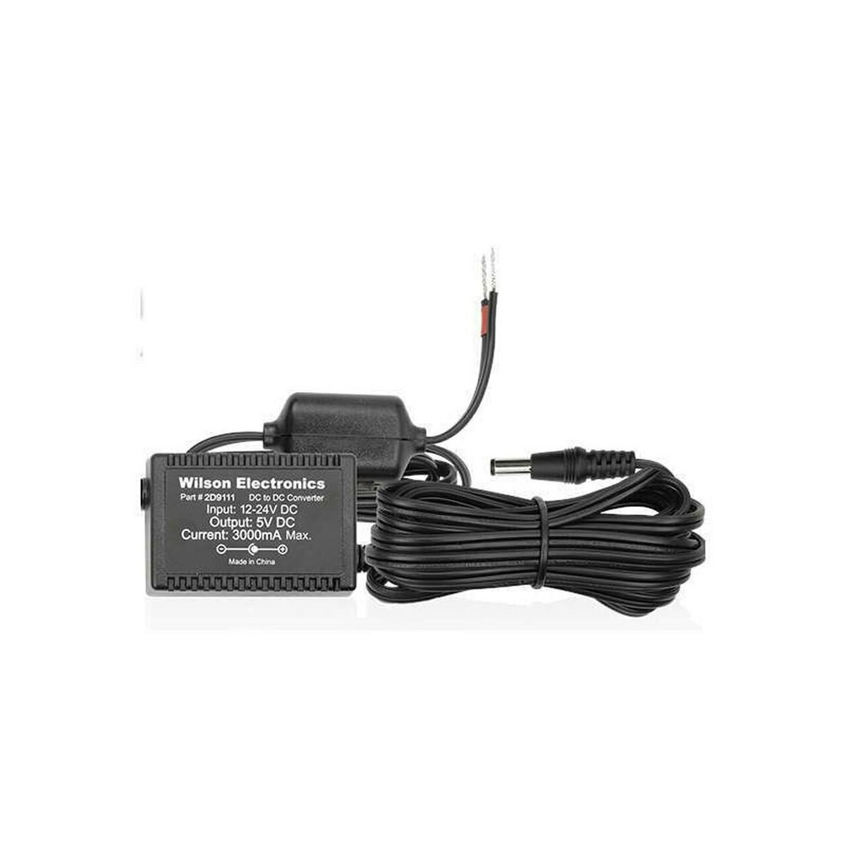 Wilson Hardwire Power Supply for Drive Reach Fleet Signal Booster | 850022