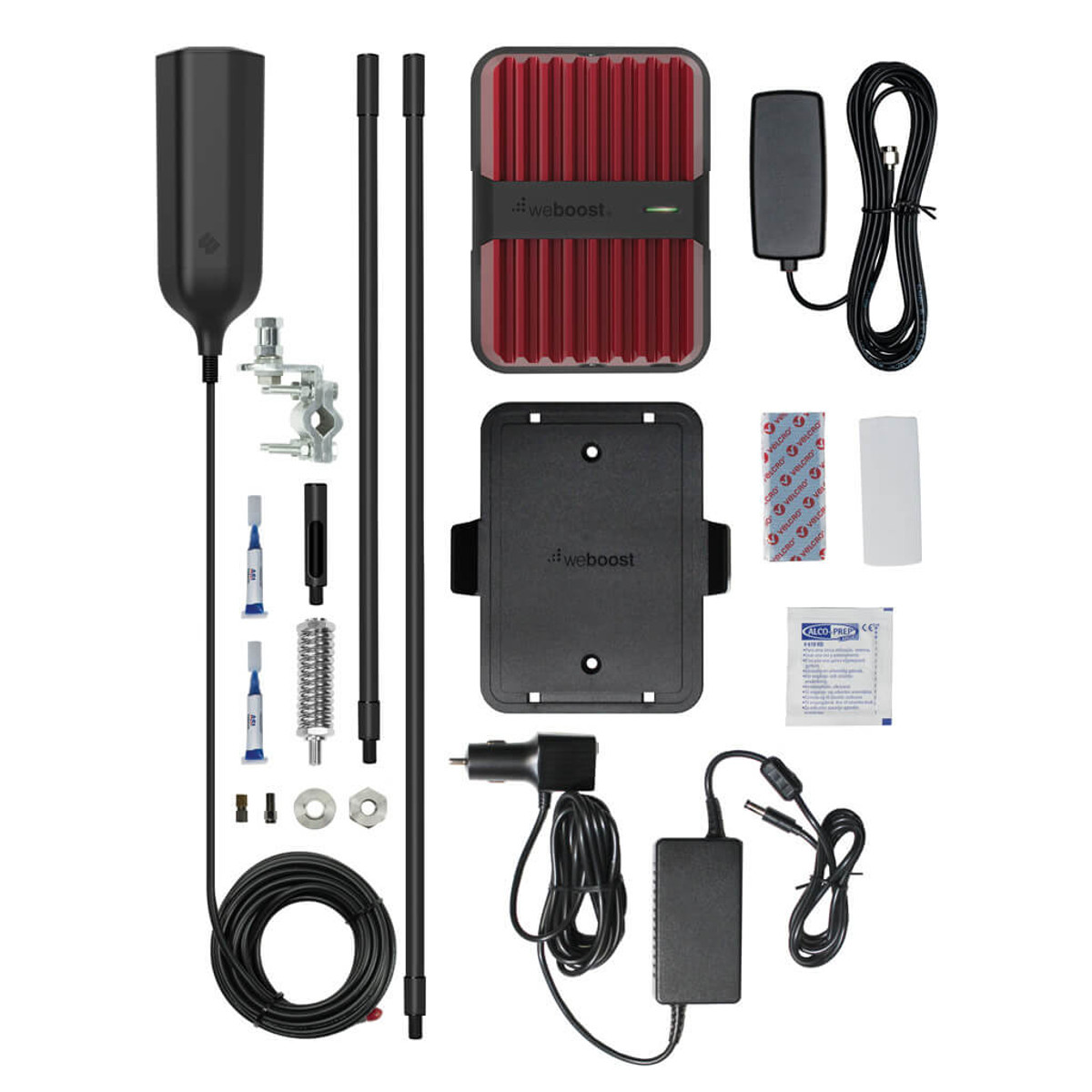 weBoost Drive Reach OTR Cell Phone Booster Kit - 652154