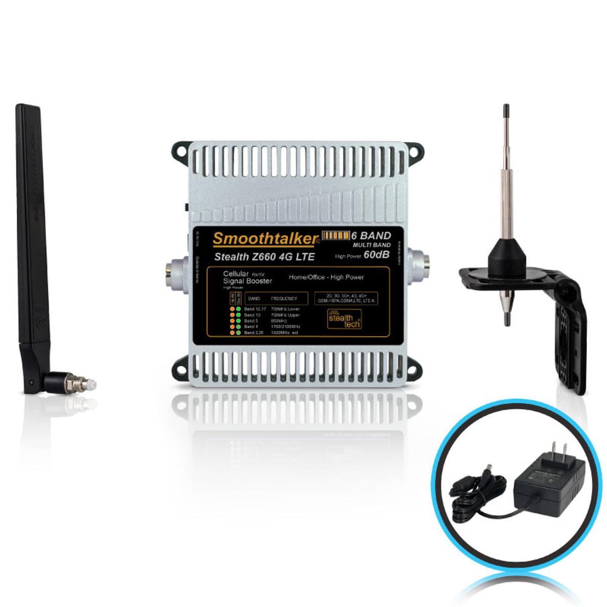 SmoothTalker Home Stealth Z6 Signal Booster