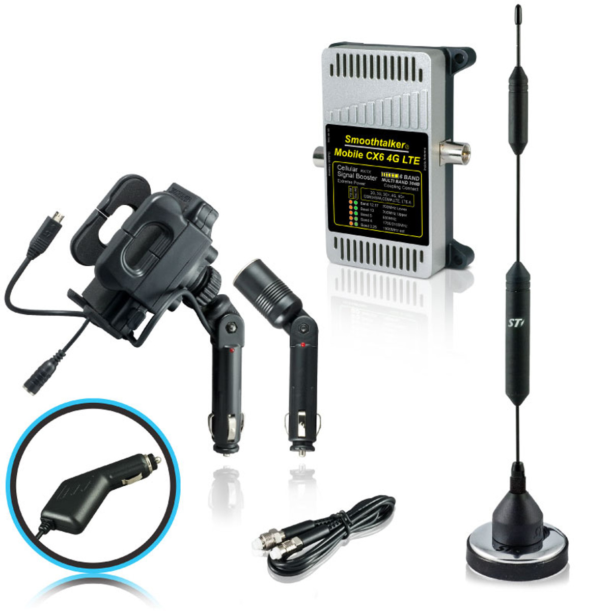 SmoothTalker Mobile CX6 Cradle Cell Signal Booster