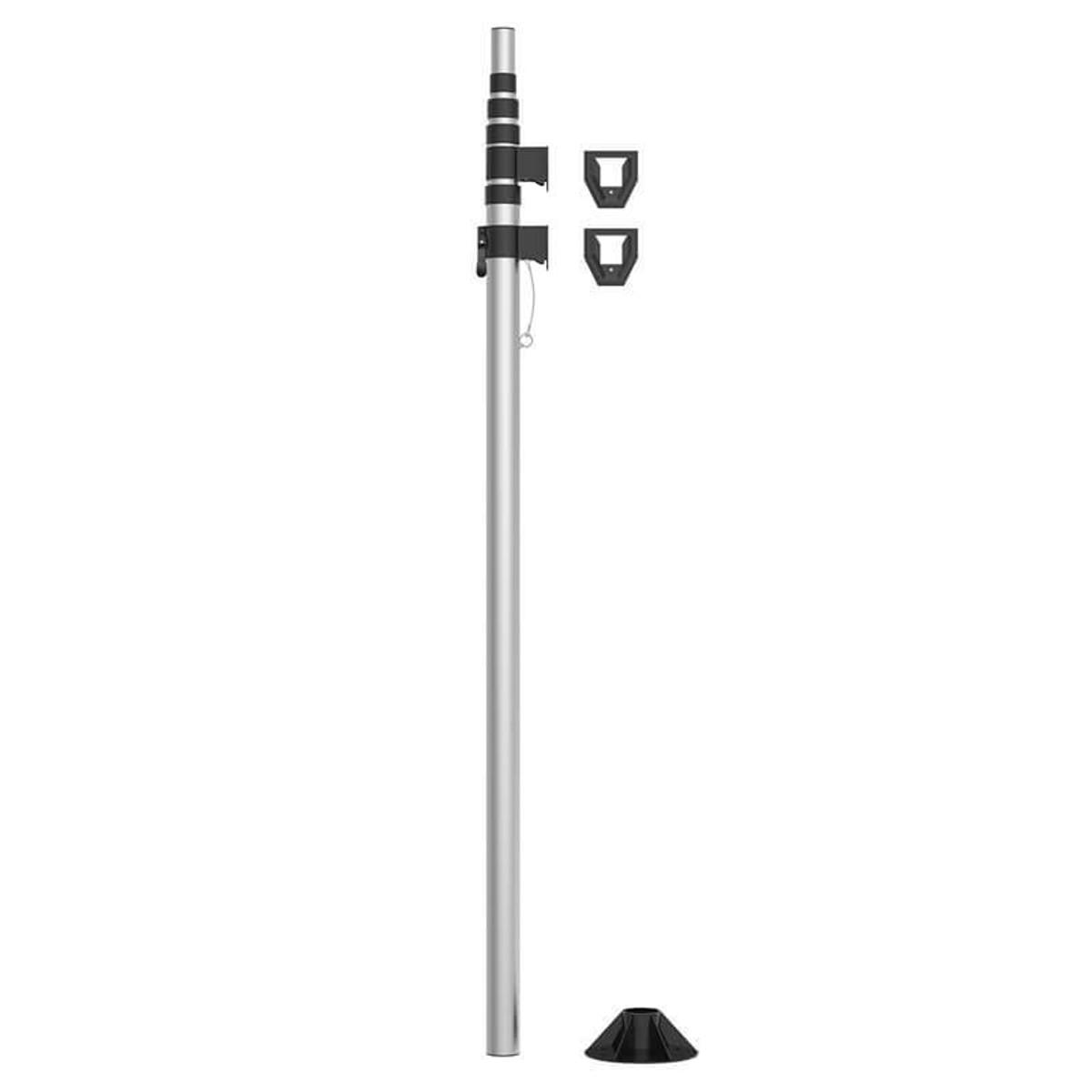 Wilson 900203 Telescoping Antenna Mounting Pole, 25 Ft