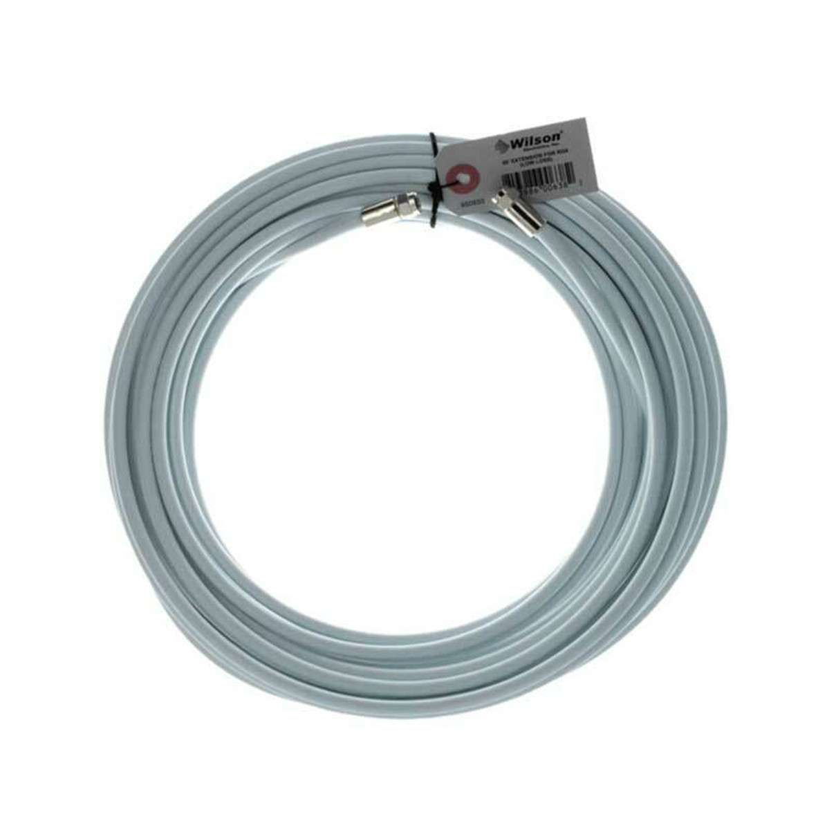weBoost (Wilson) 950650 RG6 F-Male to F-Male | 50 ft White Cable