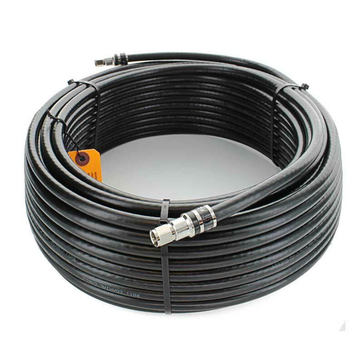 weBoost (Wilson) 951100 RG11 F-Male |100 ft Black Cable