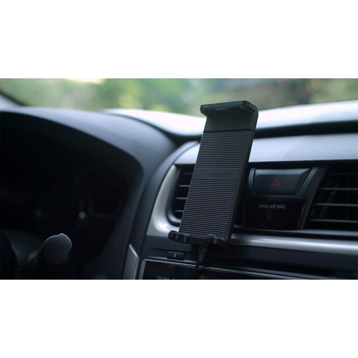 weBoost Drive Sleek OTR 4G Cell Phone Booster - lifestyle 02