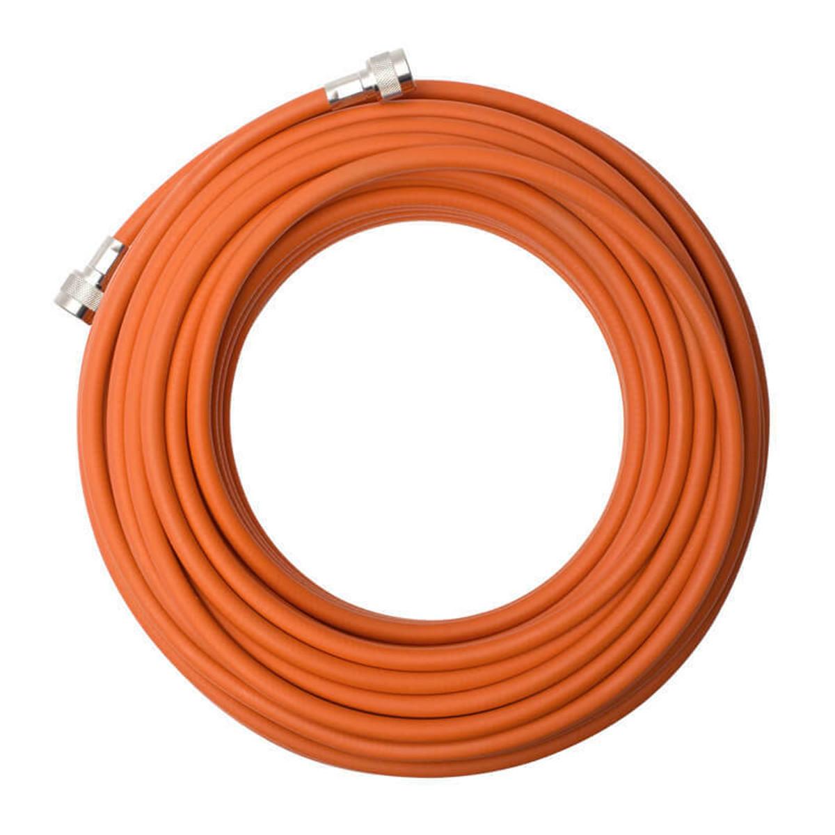 500 Ft Wilson 400 Low Loss Plenum Cable Spool (No Connectors)
