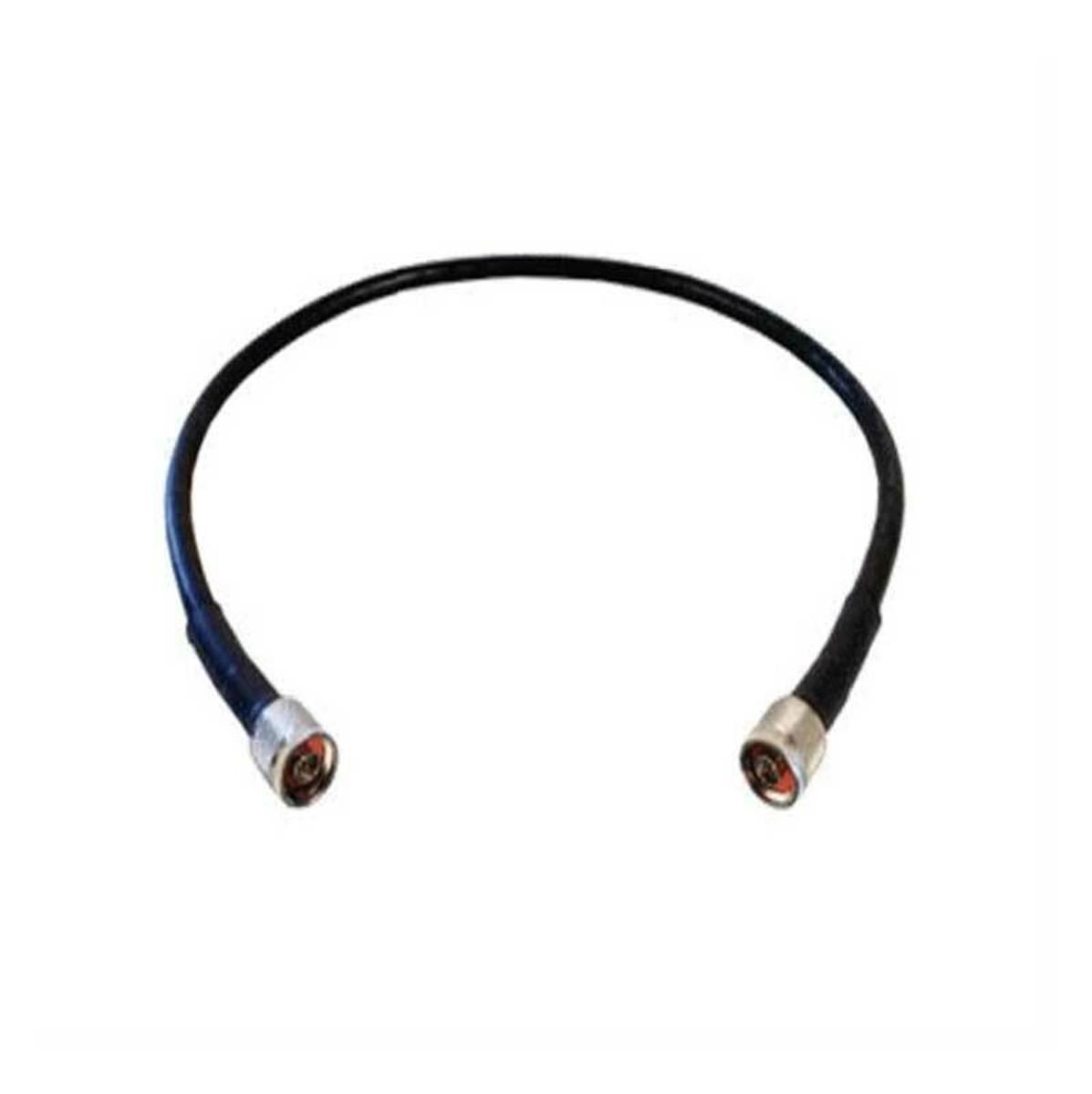 weBoost (Wilson) 952302 Wilson 400 N-Male to N-Male | 2 ft Black Cable