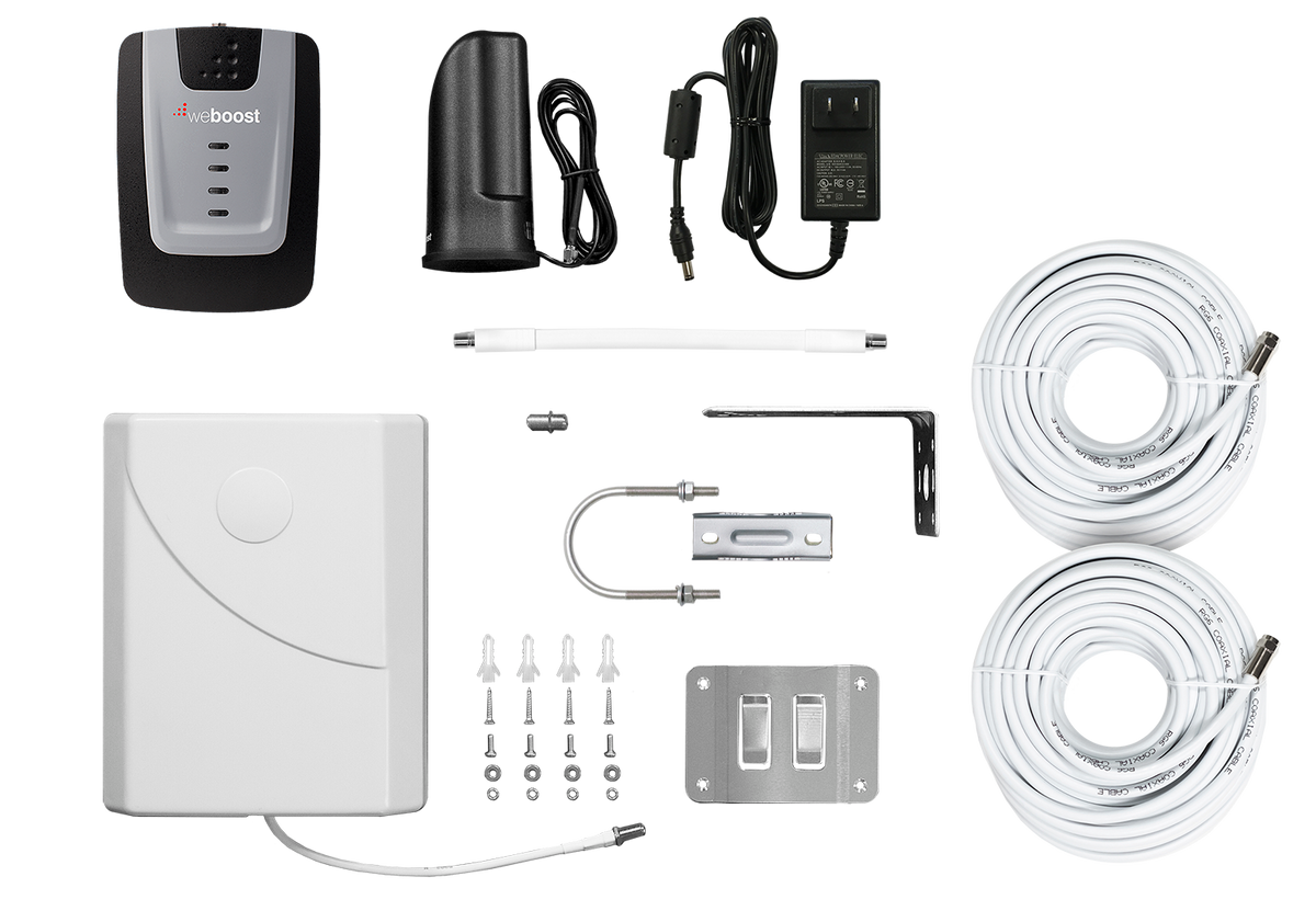 weBoost Home Room Signal Booster Kit - 652120