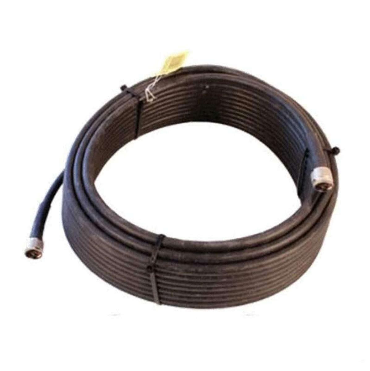 weBoost (Wilson) 952375 Wilson 400 N-Male to N-Male | 75 ft Black Cable