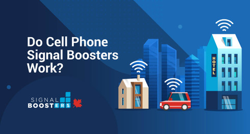 Do Cell Phone Signal Boosters Work?