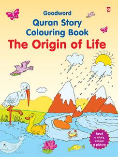 Origin of Life Coloring Book