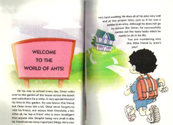 The World of Our Little Friends, the Ants (PB)