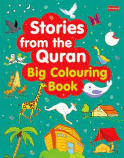 Childrens Stories from Quran Big Colouring Book 1