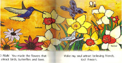 Allah Made Them All : Flowers