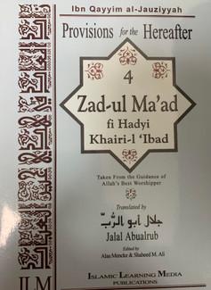 Zad-ul Maad ( only  vol 4  )