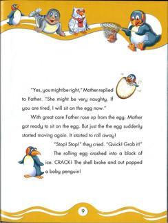 Penny The Penguin Learns Allah's Name Al-Hakim