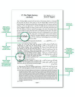 The Clear Quran® Series - With Arabic Text - Parallel Edition | Flexi Cover (light weight flexible cover)