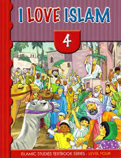 I Love Islam Level 4 Textbook