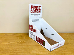 Counter Top Quran Display