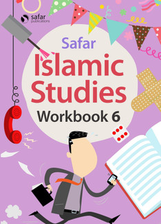 Safar Publications - Workbook 6 - Islamic Studies Series