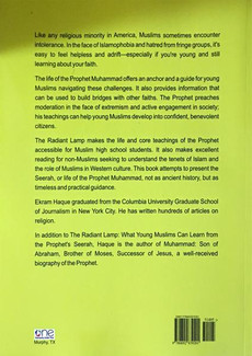 The Radiant Lamp - What Young Muslim Can Learn from the Prophet's Seerah- revised 2nd edition
