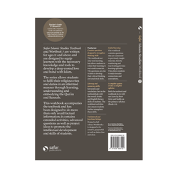 Safar Publications - workbook 7 - Islamic Studies Series