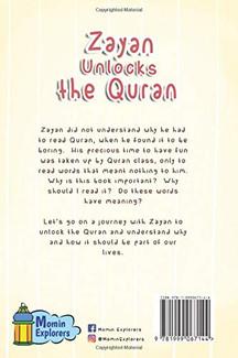 Zayan Unlocks the Quran