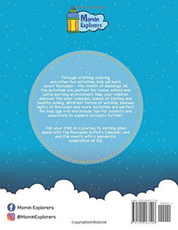 Ramadan Activity Book Ages 6-10