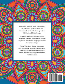 Color My Deen: An Islamic-Themed Coloring