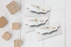Happy Eid Charm Money Envelope