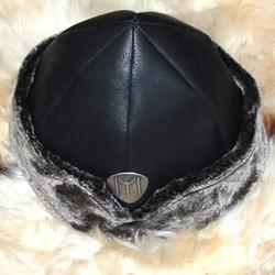 Ertugrul Costume Hats (Gray fur- Kids Size)