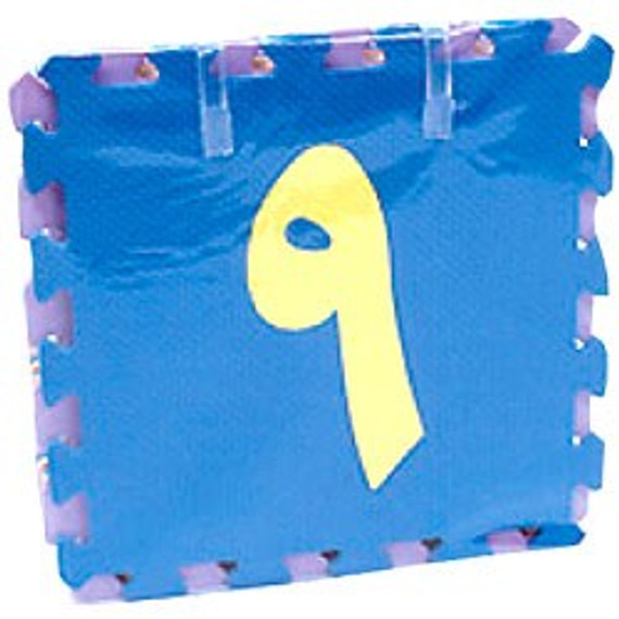 Arabic Numbers Mats-Large