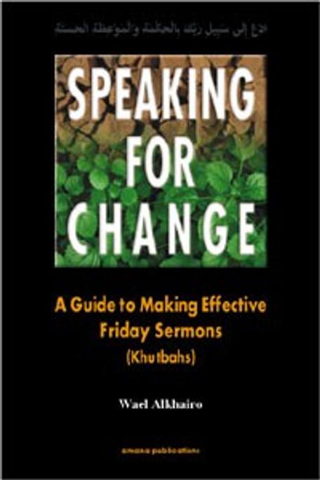 Speaking for Change