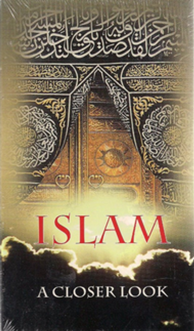Islam a Closer Look [VHS]