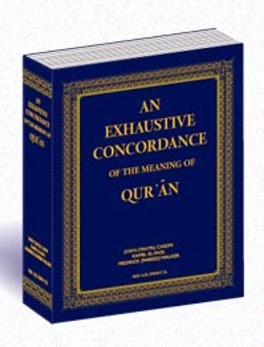 Exhaustive Concordance of the Quran