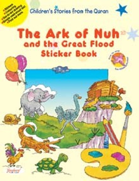 The Ark of Nuh and the Great Flood [Sticker Book]