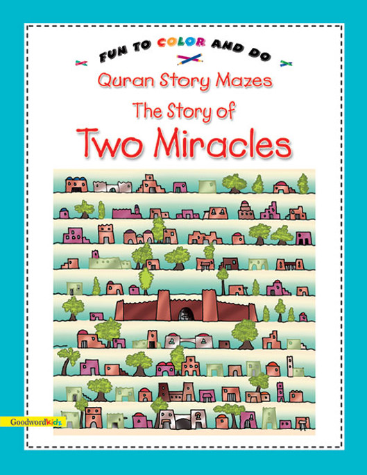 The Story of Two Miracles (Coloring Book)